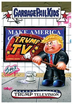 GPK: Disg-Race To The White House: Trump Television #62