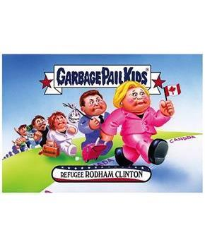 GPK: Disg-Race To The White House: Refugee Rodham Clinton #65