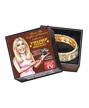 GPK: Disgrace To The White House: Jewelry You'll Wantka From Ivanka, Card 82