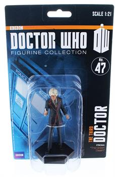 "Doctor Who 4"" Resin Figure: The Third Doctor (The Green Death)"