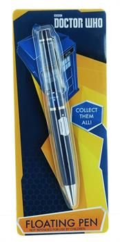Doctor Who Floating Pen: TARDIS