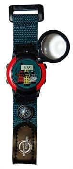 Doctor Who Magnifying Watch with Compass and Sounds