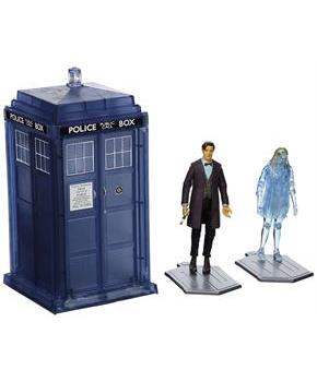 "Doctor Who ""Hide"" 5"" Action Figure Set"