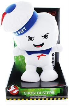 "Ghostbusters 12"" Angry Stay Puft Talking Plush"