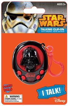 Star Wars Darth Vader Pocket Pal Talking Clip-On Key Ring