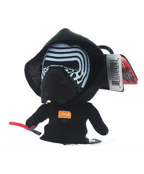 "Star Wars 4"" Talking Plush Clip On: Kylo Ren"