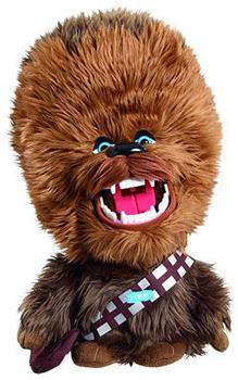 "Star Wars 16"" Action Plush: Roar and Rage Chewbacca"