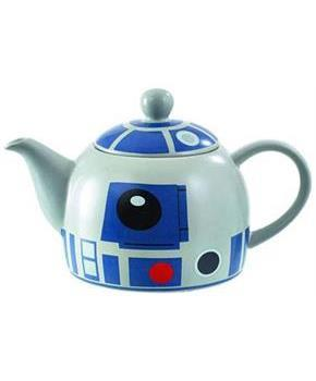 Star Wars Ceramic Teapot R2D2