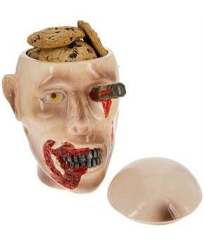 The Walking Dead RV Walker Ceramic Cookie Jar