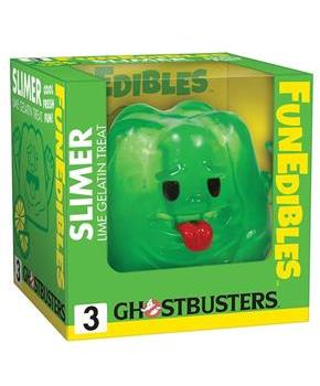 Ghostbusters Slimer Lime Gelatin FunEdibles 4