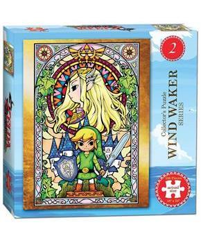 Legend of Zelda Wind Walker Collector's Series #2 550-Piece Puzzle