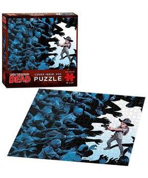 The Walking Dead Cover Art Issue #50 550-Piece Puzzle