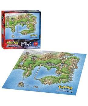 Pokemon Kanto 550-Piece Puzzle