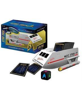 Star Trek 50th Anniversary Edition Trivial Pursuit Game