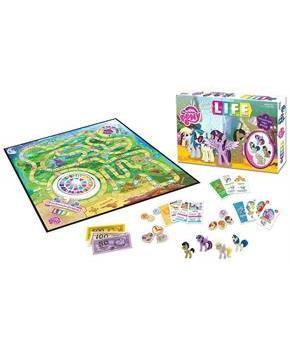 Life Boardgame My Little Pony Edition