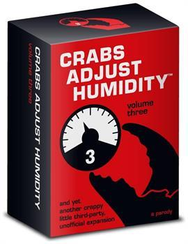 Crabs Adjust Humidity Playing Cards Vol. Three