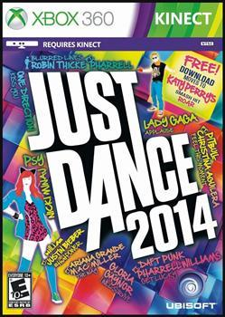 Just Dance 2014 Video Game: Xbox 360