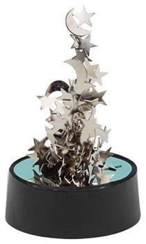 Magnet Desk Sculpture Stress Toy - Celestial Moons And Stars