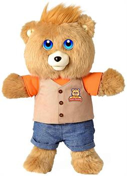 "Wicked Cool Toys Teddy Ruxpin 14"" Talking Collectible Figure"