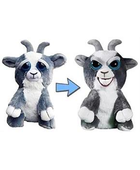 "Feisty Pets 8"" Plush, Junkyard Jeff Goat"