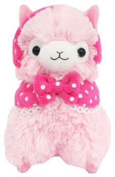 Girls Llama Girly Alpaca 12