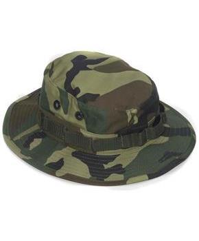 Combat Hero Camouflage Hat Costume Accessory
