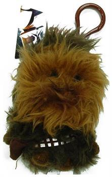 "Star Wars Chewbacca 4"" Talking Plush Clip On"