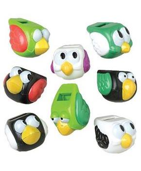 Funny Bird Whistles (Include 12 Units)