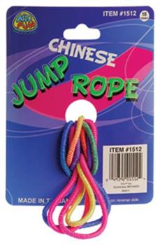 Chinese Jump Ropes (Include 12 Units)
