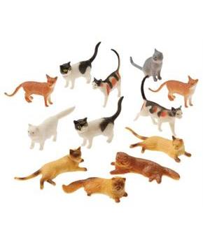 Mini Cats (Include 12 Units)