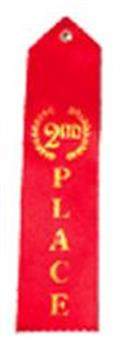 2Nd Place Ribbons (Include 12 Units)