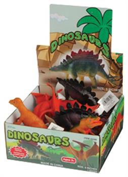 Dinosaurs/6 Inch (Include 12 Units)