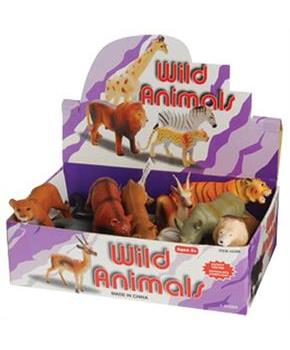 Large Wild Animals (Include 12 Units)