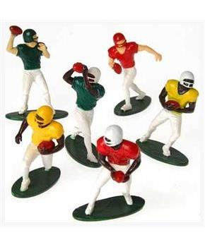 Football Figures (Include 12 Units)