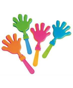 Jumbo Hand Clappers (Include 12 Units)