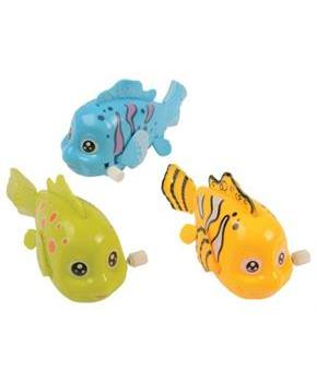 Tropical Fish Wind-Ups/4-Pc (Include 4 Units)