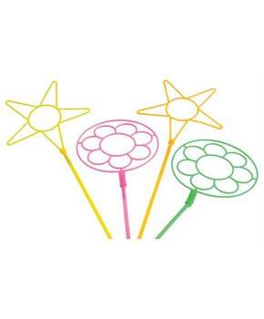 Giant Neon Bubble Wands (Include 12 Units)