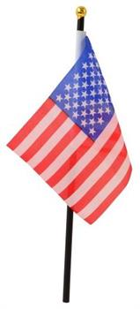 Usa Flags/4X6 Cloth (Include 12 Units)