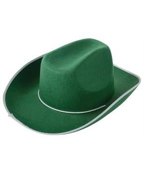 Cowboy Hat/Green (Include 1 Units)