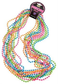 Neon Beads (Include 12 Units)