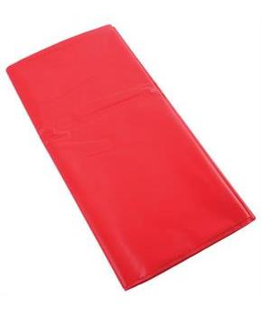 Plastic Table Cover/Red (Include 1 Units)