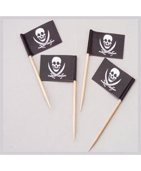 Pirate Flag Picks (Include 144 Units)