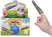 Cat Paw Set of 2 Finger Puppets