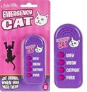 Emergency Cat Electronic Noisemaker