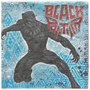 "Marvel Black Panther 12-7/8"" Lunch Napkins, 16-Pack"