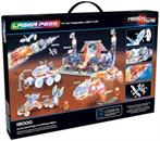 Laser Pegs 266 Piece Light Up Construction Set | Silverhawk