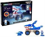 Laser Pegs 246 Piece Light Up Construction Set | Thrasher Monster Truck