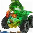 Laser Pegs 268 Piece Light Up Construction Set | Crocbuster Monster Truck