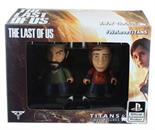 "The Last of Us 3"" Joel and Ellie Vinyl Figures"