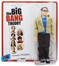 "Big Bang Theory Leonard Hofstadter Retro Clothed 8"" Action Figure"